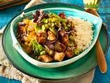 """Süss-Scharfe Reis-Bowl """"Hawaii"""" Rezept"""