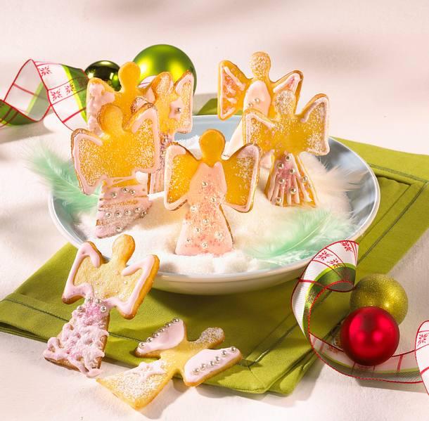 Süße Knusper-Engel Rezept