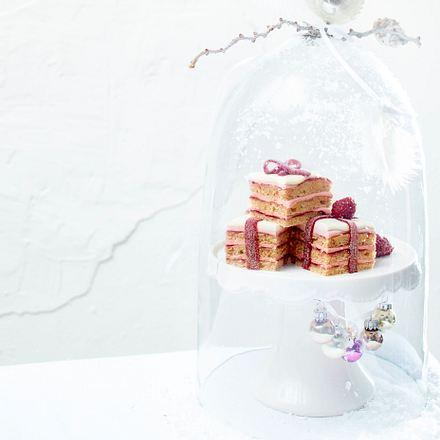 Süße Päckchen-Geschenke Rezept