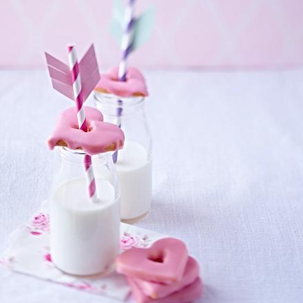 Süße Tapas-Herzen Rezept