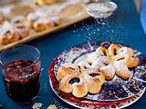 Süße Weihnachtssterne aus Lappland Rezept