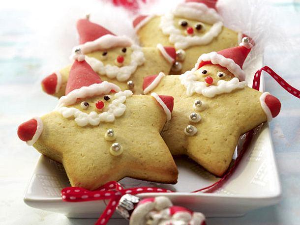 pl tzchen zum ausstechen kekse toll in form suesse weihnachtswichtel rezept. Black Bedroom Furniture Sets. Home Design Ideas