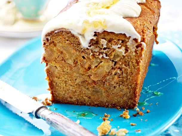 Süßkartoffel-Ananas-Kuchen Rezept