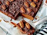 Süßkartoffel-Brownies Rezept