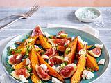 Süßkartoffeln aus dem Ofen mit Feigen Rezept