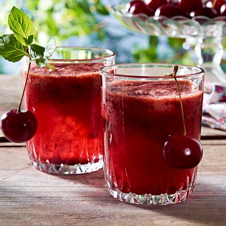 Summer Cherry Smoothie Rezept