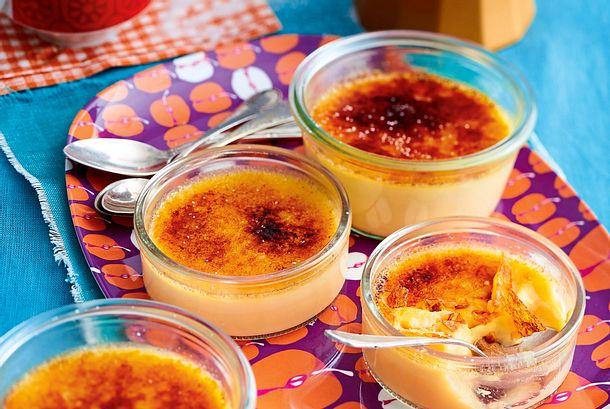 Supersahnige Crème brûlée Rezept