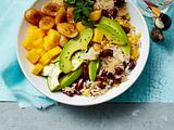 Supersalat-Bowl Rezept