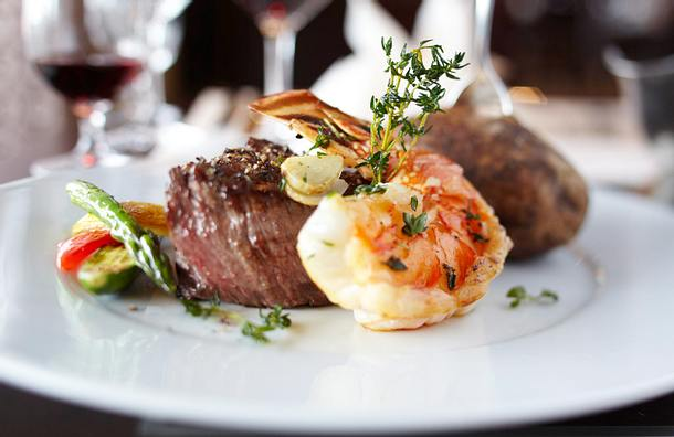 Surf and Turf Rezept