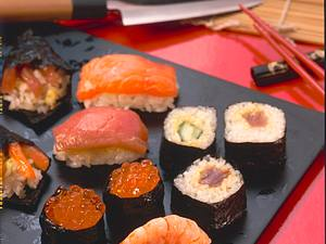 Sushi (Japan) Rezept