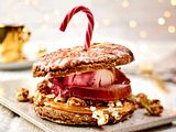 Sweet Christkindl-Burger Rezept