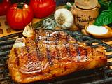 T-Bone-Steak vom Grill Rezept