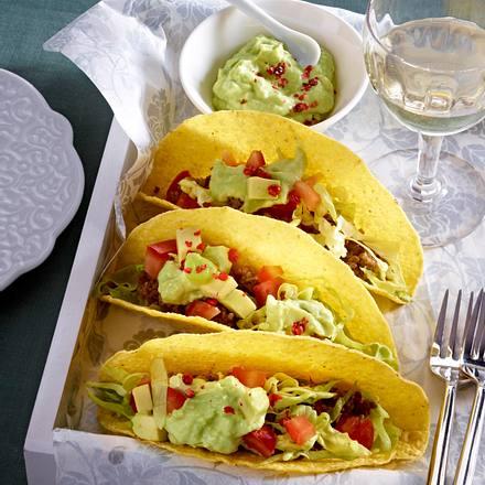 Tacos de bœuf Rezept