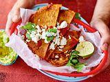 Tacos Pollo asado Rezept