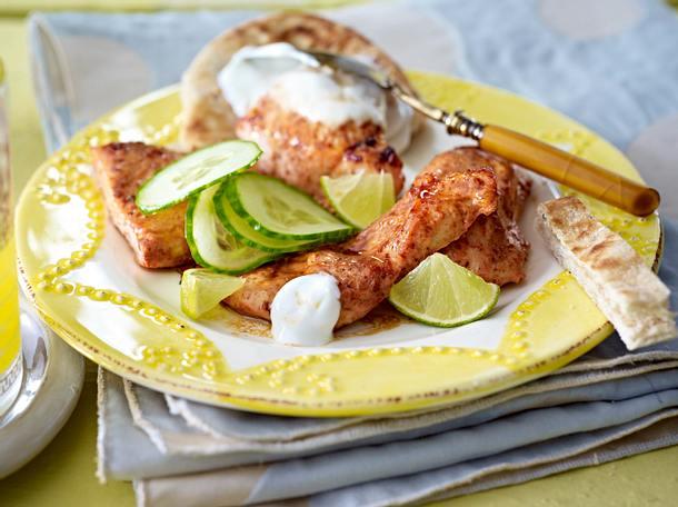 Tandoori-Chicken Rezept