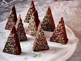 Tannenbaum-Brownies Rezept