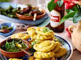 Tapasparty – Thunfisch-Empanadas mit Mojo verde Rezept