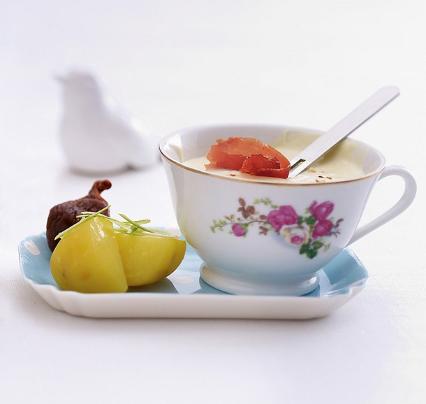 Tassen-Fondue Rezept