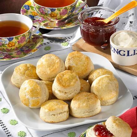 Tea Scones Rezept