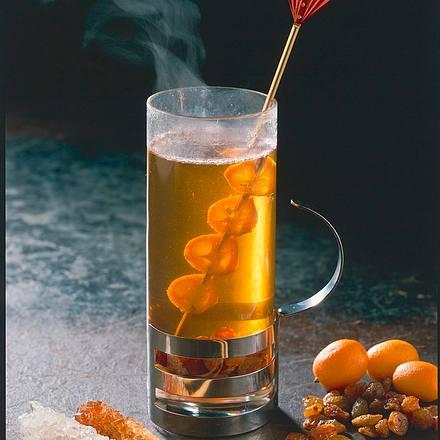 Teepunsch mit Kumquats Rezept