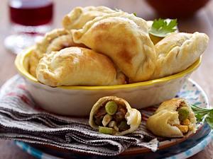 Teigtaschen Empanadas Salteñas Rezept