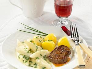 Teltower Rübchen zu Beefsteak Rezept