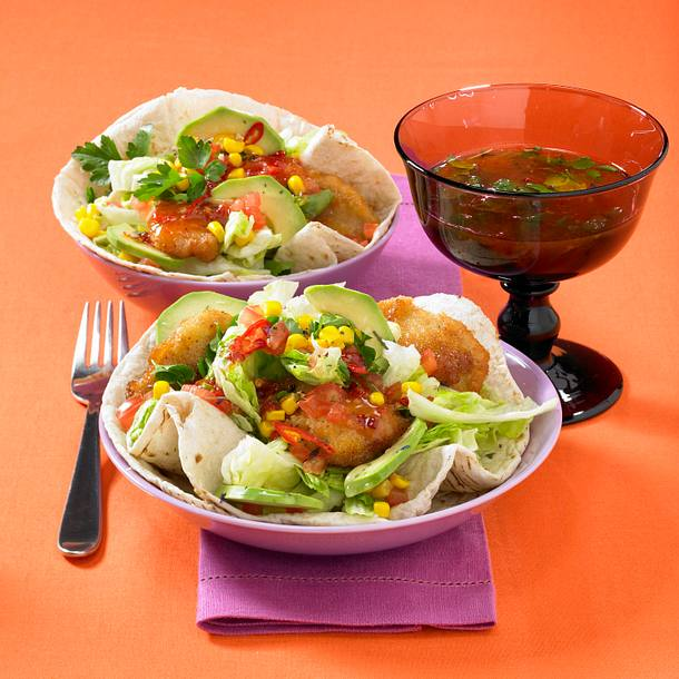 Tex-Mex-Salat Rezept