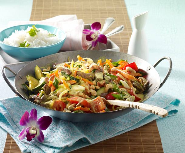 thai curry mit rindfleisch rezept chefkoch rezepte auf kochen backen und schnelle. Black Bedroom Furniture Sets. Home Design Ideas