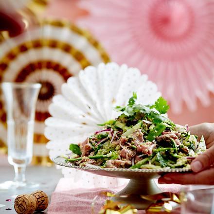 Thai-Rindfleischsalat Rezept