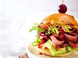 The Red Nosed Roastbeef Rezept