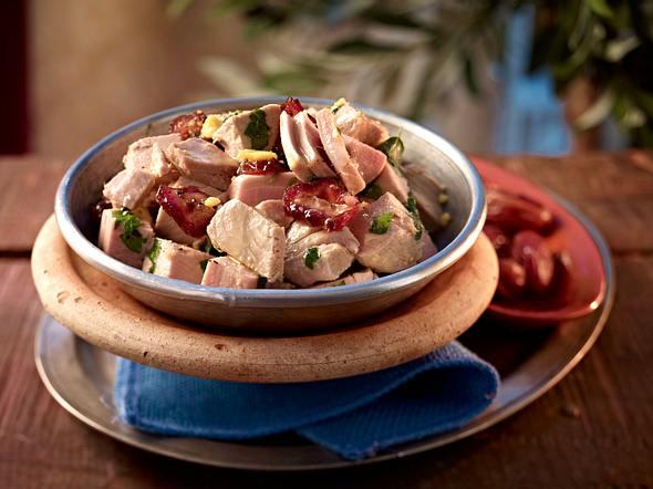 Thunfisch-Salat (nach altrömischer Art) Rezept