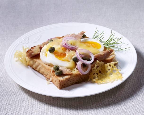 Thunfisch-Toast Rezept