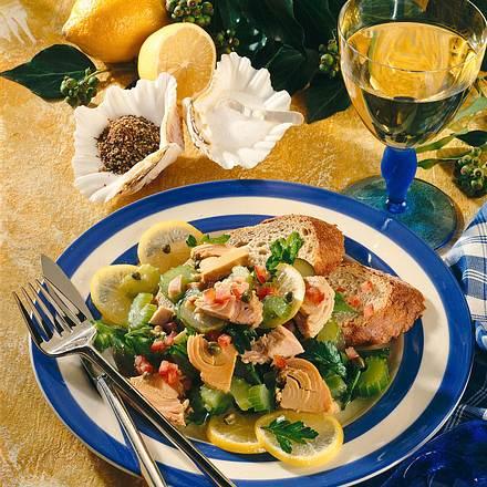 Thunfischsalat Rezept