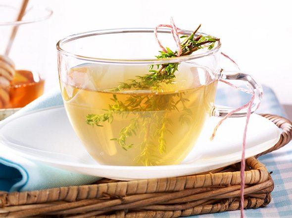 Thymian-Honig-Tee Rezept