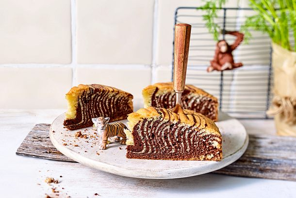 Tiger-Cake Rezept