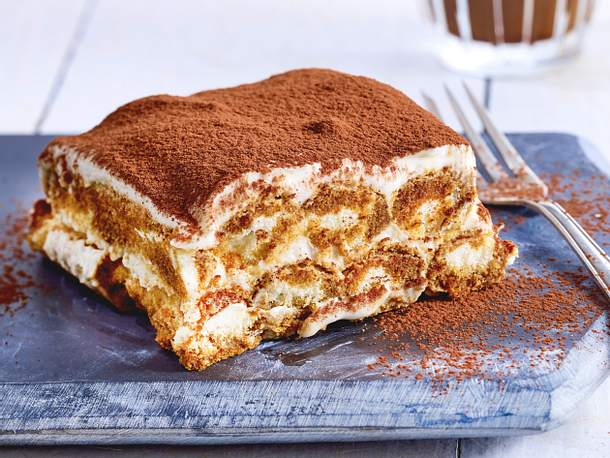 Tiramisu in der Schlankversion Rezept