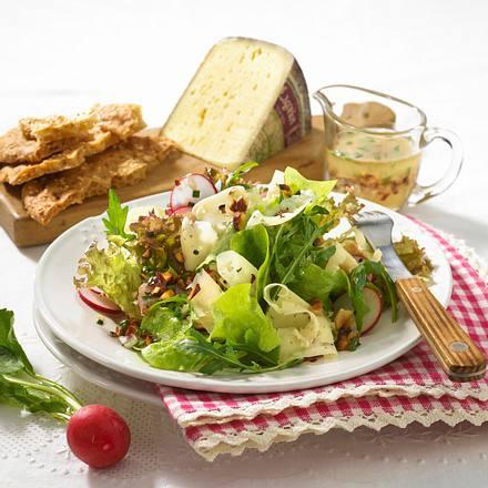Tiroler Käse-Salat Rezept