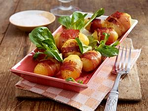 Tiroler Speckkartoffeln Rezept
