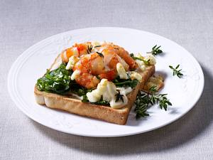 Toast auf mediterrane Art Rezept