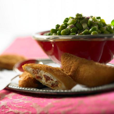 Toast-Empanadas Rezept