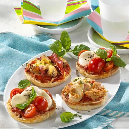 Toasties-Pizzen Rezept