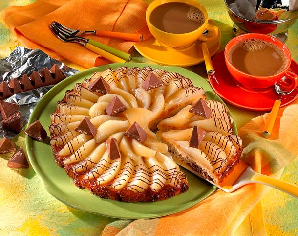 Toblerone-Torte Rezept