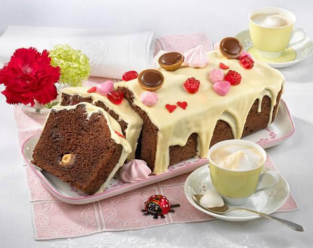 Toffee-Kuchen Rezept