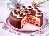 Toffifee-Torte mit Himbeercreme
