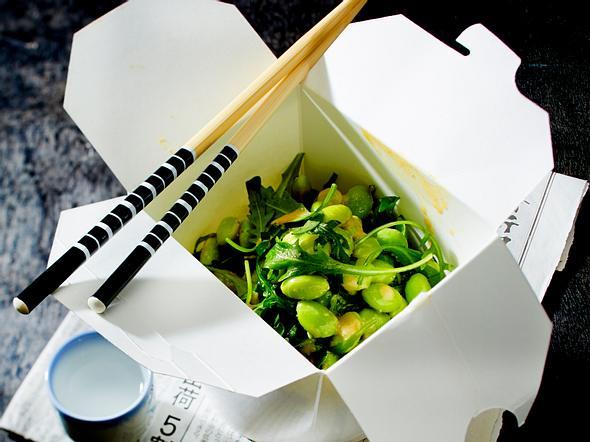 Tokio - Edamame-Salat Rezept