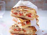 Tomate-Mozzarella-Panini Rezept