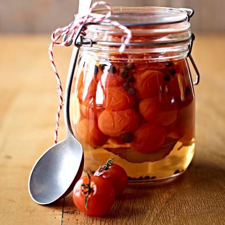 Tomaten-Apfel-Marmelade Rezept