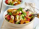 Tomaten-Brot-Salat Rezept
