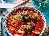 Tomaten-Fisch-Stew Rezept