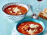Tomaten-Hirse-Suppe Rezept